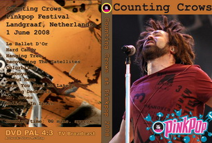 Counting Crows 2008