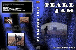 Pearl Jam 1992 VCD