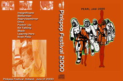 Pearl Jam 2000 VCD